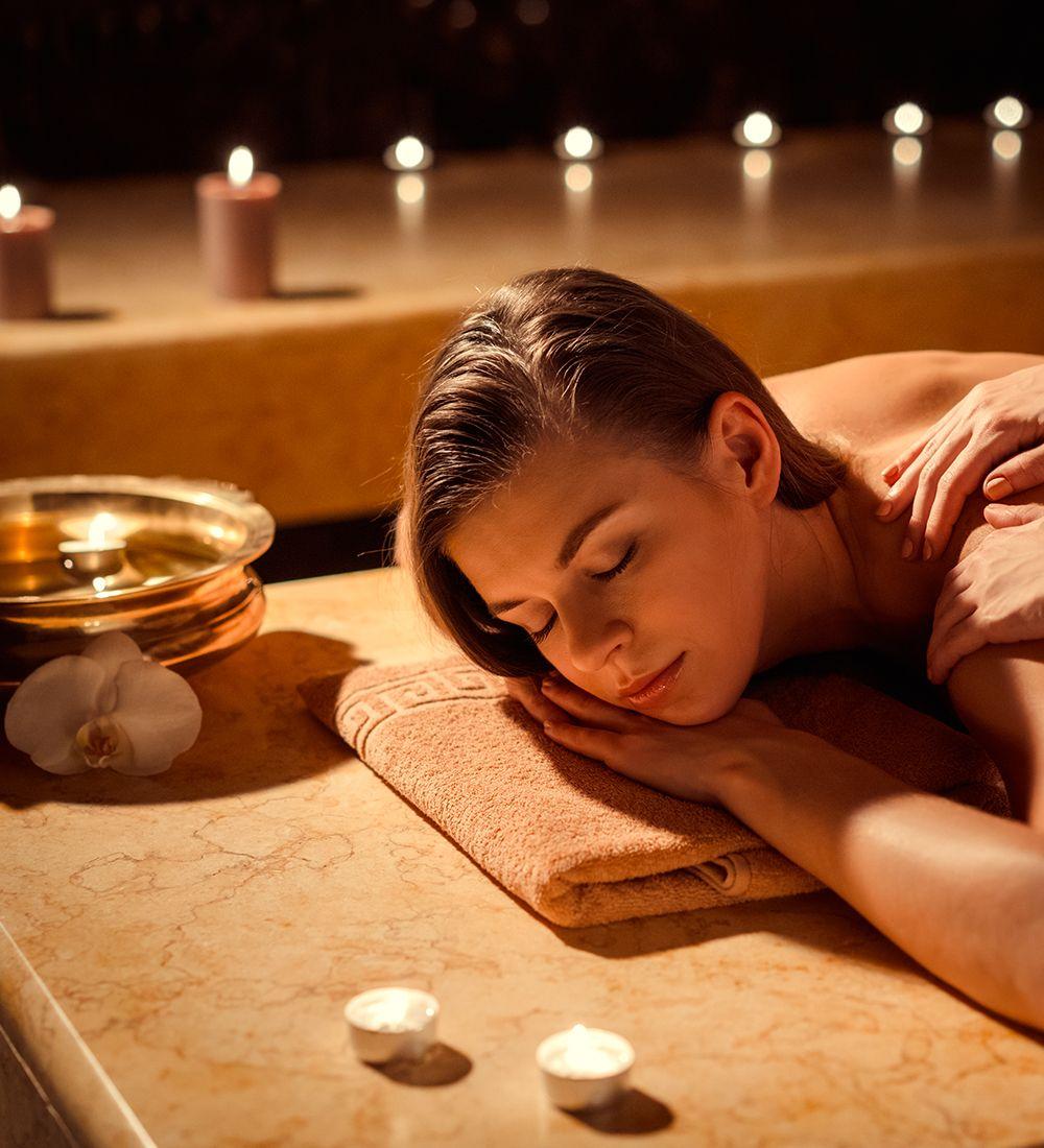 'Massage & Relaxation'